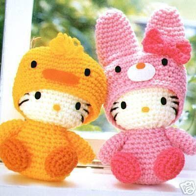 Manualidades para niños en crochet : SeMujer.com - embarazo, manualidades y recetas de cocina