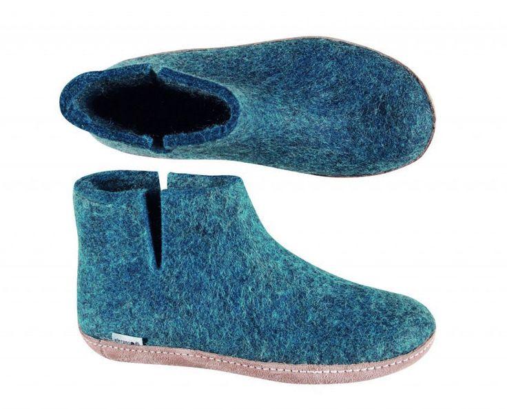 Women's Boot in Blue