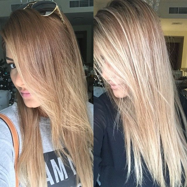 Pin By Daylin Paige On Hair Pinterest Balayage