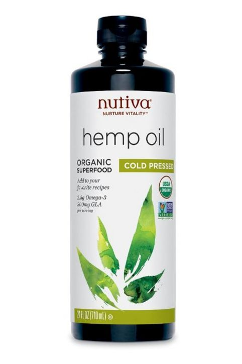 hemp oil for skin health face oil