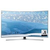 Smart TV LED Curva 65 ´ Samsung Ultra HD 4K 65KU6500 - Hdr Premium, One Control, Conteúdo Smart 4k, 3 HDMI e 2 USB 120Hz