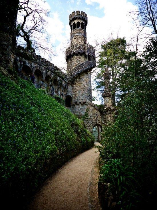 Quinta da Regaleira, Sintra, Portugal   #travel