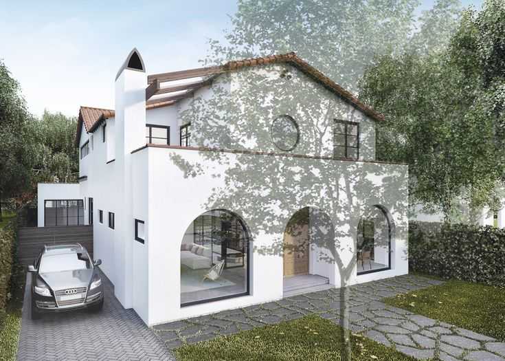 Grove Hsu McCullough House styles, Dream house, Grove