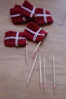 Cake flags, Karen Klarbæk