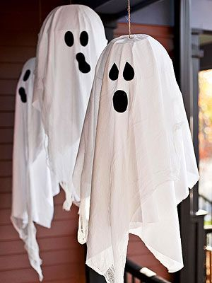 Halloween Door Decorations from Better Homes and Gardens