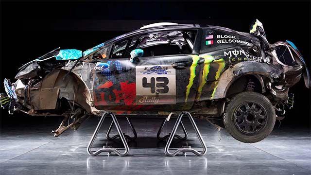 New Subaru Sports Car
