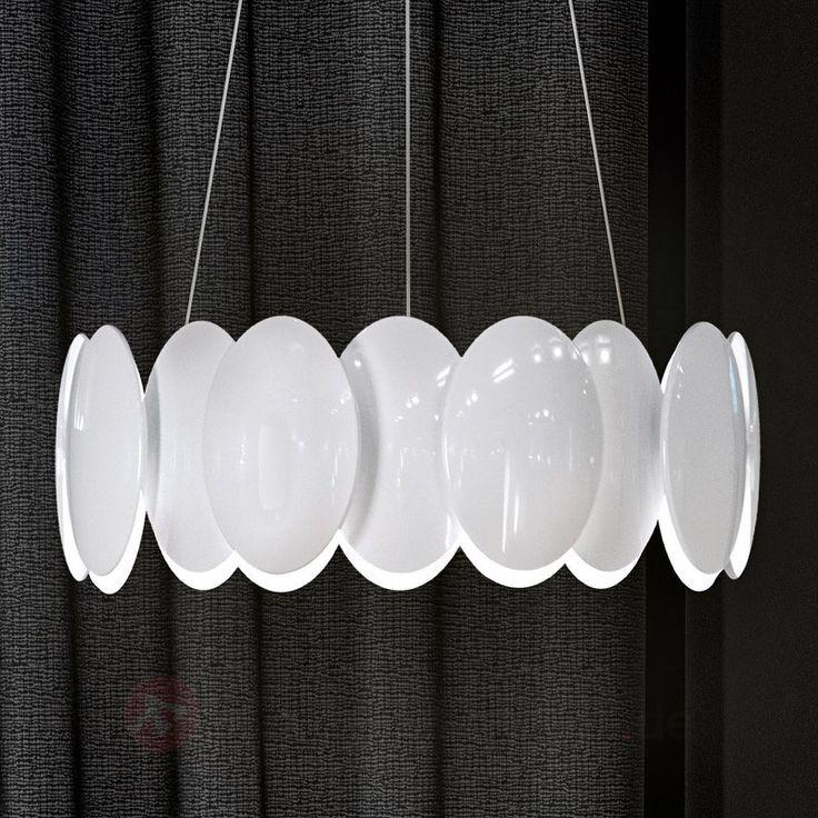 runde led-hängeleuchte obolo - 42,9 cm 6708145 | lampen für den, Esstisch ideennn