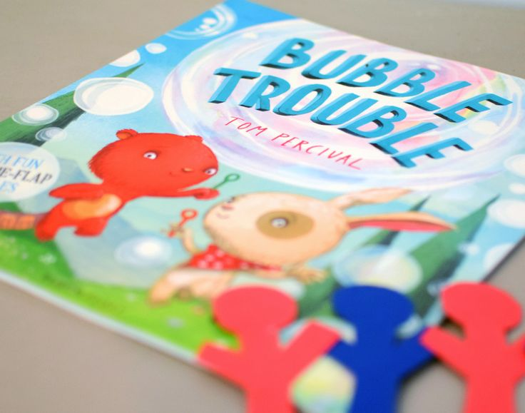 Bubble Trouble picture book part of May 17 Baby Book Club sunscription box.  Theme: Friendship.  3 books a month. Lovingly hand chosen. Delivered to your door.