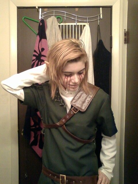 Who the hell is this because I will find him, and he will become mine! Ben drowned cosplay