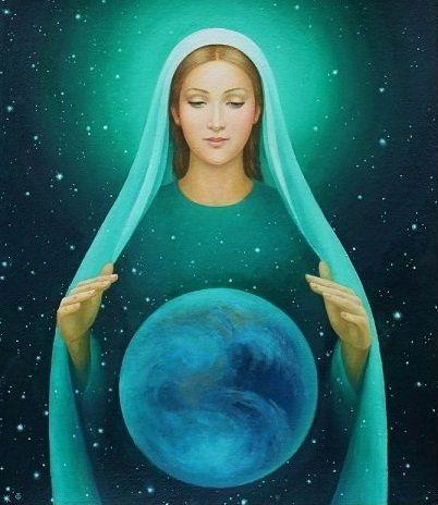 Despertar de Gaia: ESCRAVOS DO TEMPO - Mensagem Mãe Maria