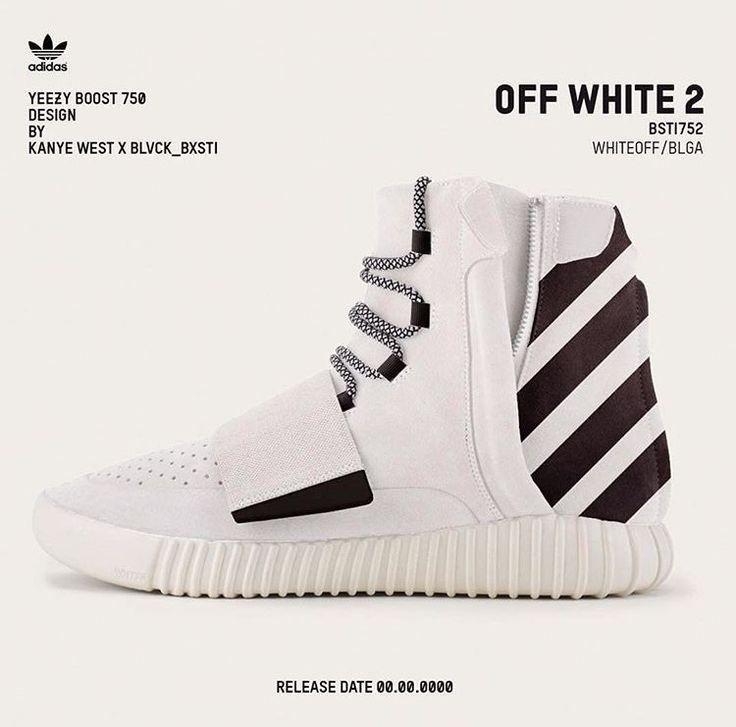Yeezy Customs | Yeezy Boost 750 x Off White 2