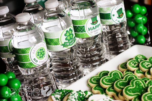 Free St. Patrick's Day Printables...