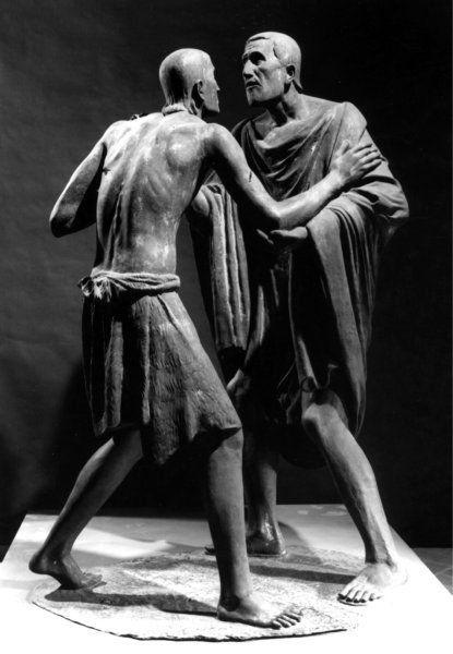Arturo Martini Il figliuol prodigo 1927