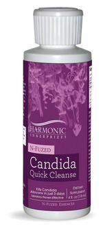 N-Fuzed Candida - Candida Albicans Treatment | Harmonic Innerprizes | Harmonic Innerprizes