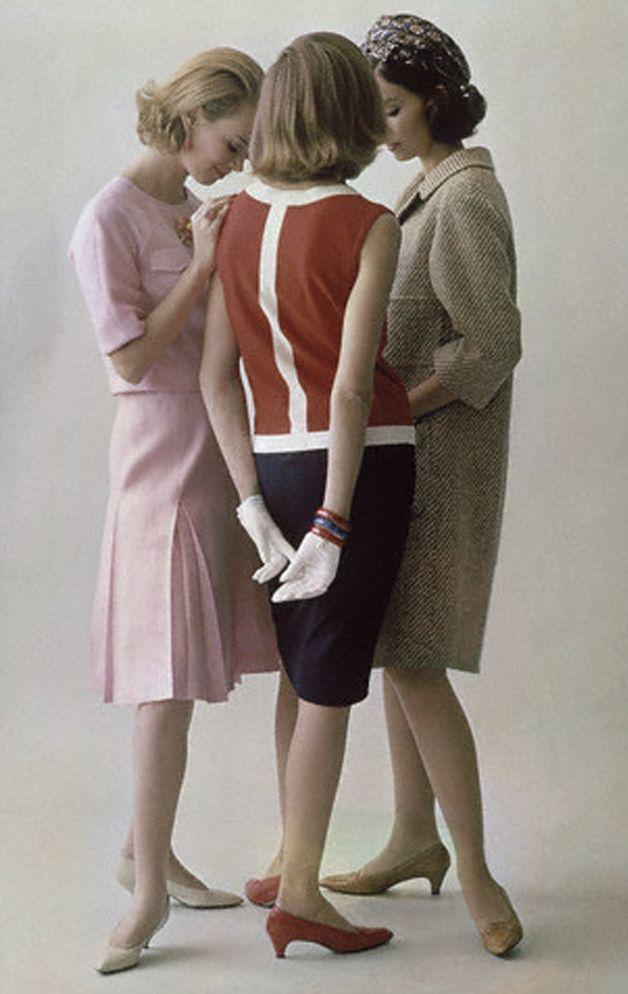 1962 mod fashion