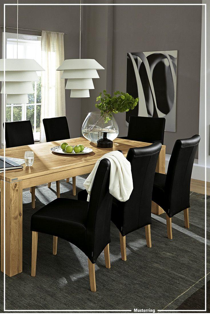 Musterring NEVIO Speisezimmer | Dining Room | Speisezimmer | Dining Room |  Pinterest | Room