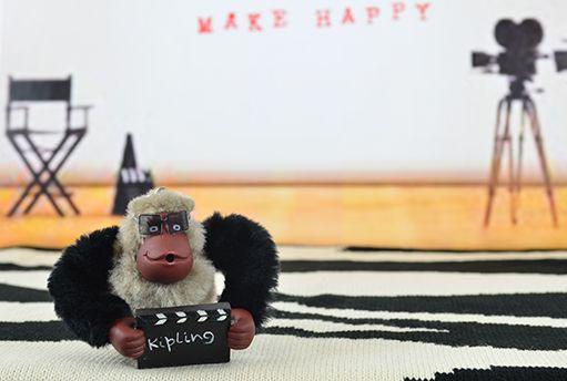 Kipling MOnkey Cinema Artist