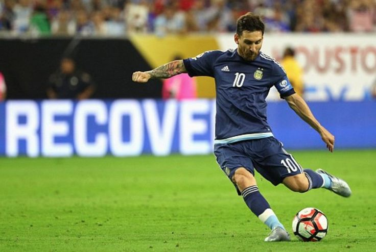 Since the start of the #CopaAmerica , Lionel Messi's brand value has increased by 4% #Copa100