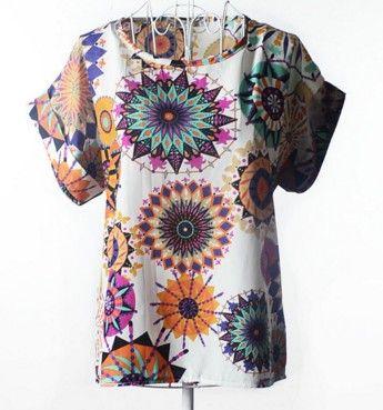 Dámská letní trička s potiskem květiny – dámská trička + POŠTOVNÉ ZDARMA Na tento produkt se vztahuje nejen zajímavá sleva, ale také poštovné zdarma! Využij této výhodné nabídky a ušetři na poštovném, stejně jako to …