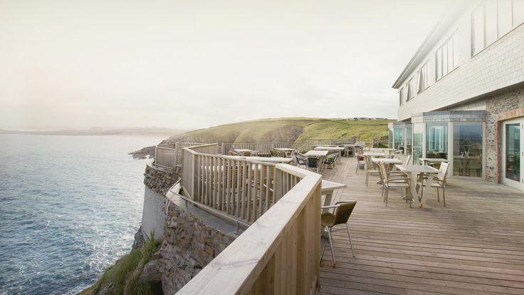 Restaurants In Newquay   Quality coastal B&B   Lewinnick Lodge