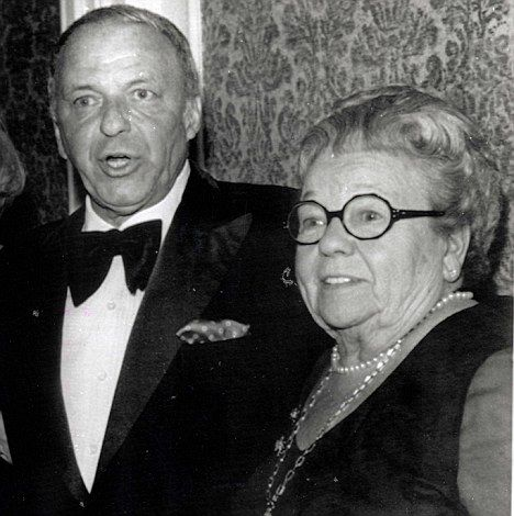 Frank Sinatra and Dolly Sinatra He did it HER way: Definitive biography of Frank Sinatra tells of the dominating and unhinged mother whose ferocious ambition drove him to stardom