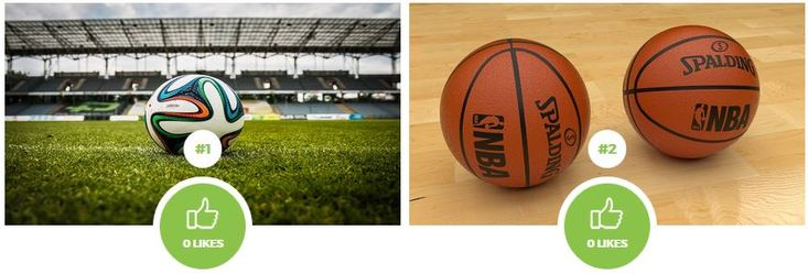Which sport is more popular in your country? Football (Soccer) or basketball