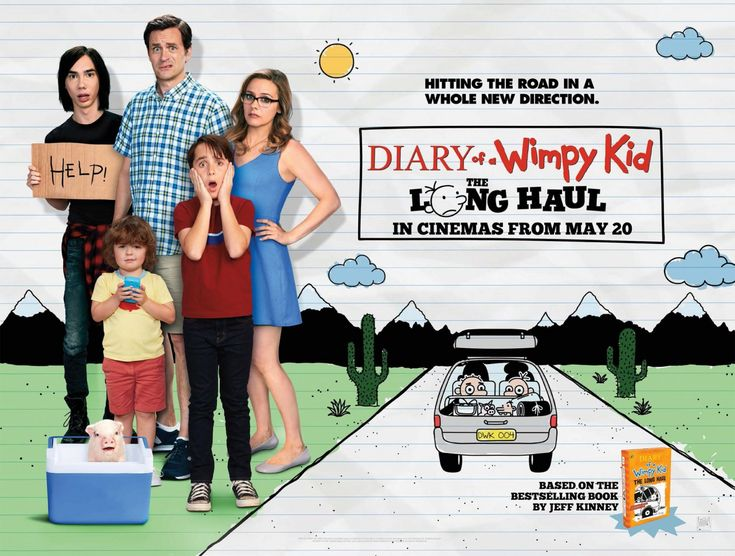 Return to the main poster page for Diary of a Wimpy Kid: The Long Haul (#2 of 2)