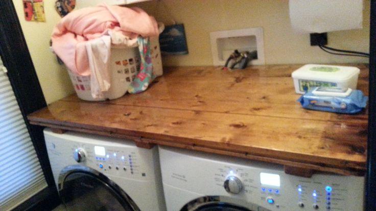 Laundry Room Countertop We Were Going Buy Granite Or