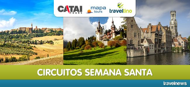 Ofertas en www.viajesviaverde.es: Programas Semana Santa