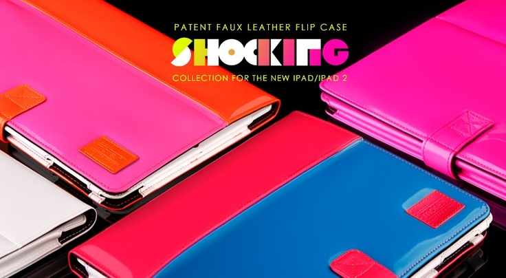 Shocking Collection for The New iPad/iPad 2 @more-thing.com