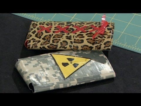 Duct tape cell phone cases duck tape ideas pinterest for Duck tape craft book