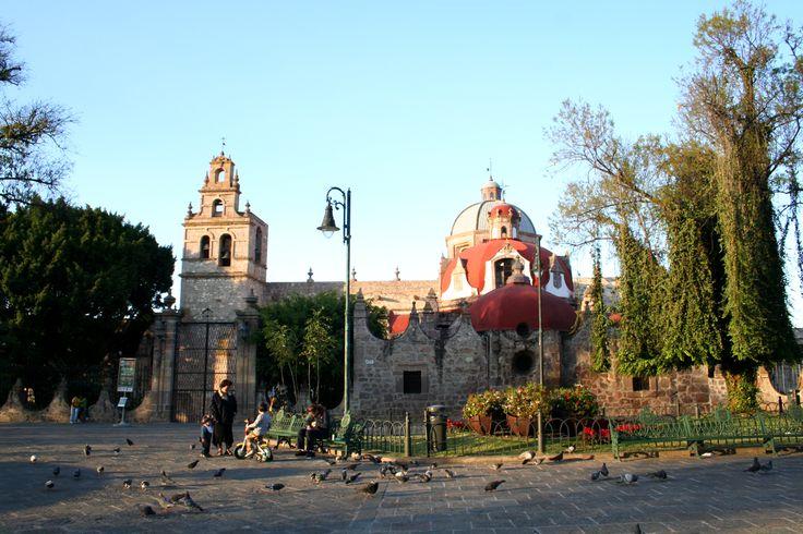 Plaza del Carmen, Morelia