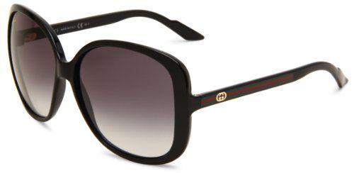 Gucci Women's GUCCI 3157/S Oversized Square Sunglasses $112.00