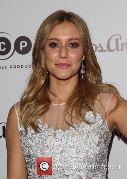Julianna Guill at the premiere of 'Girlfriends' Guide to Divorce'