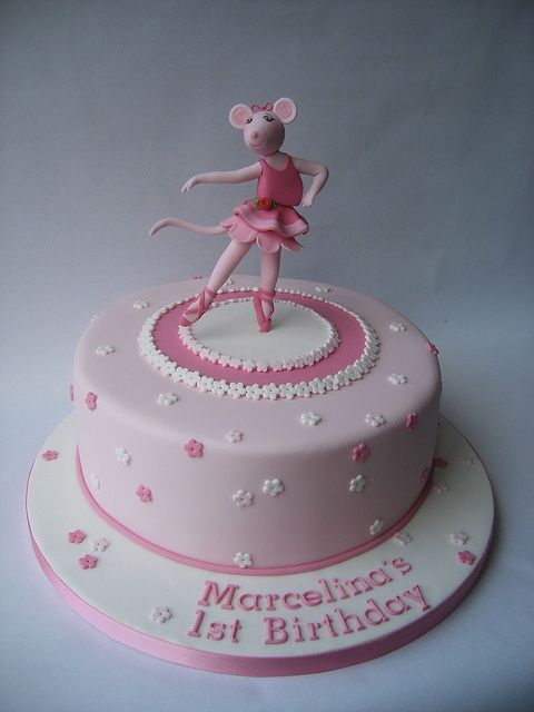25 best ideas about angelina ballerina on pinterest for Angelina ballerina edible cake topper decoration sale