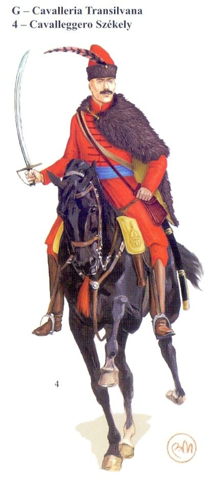 Szekler cavalry, Long Turkish War (1593-1606)