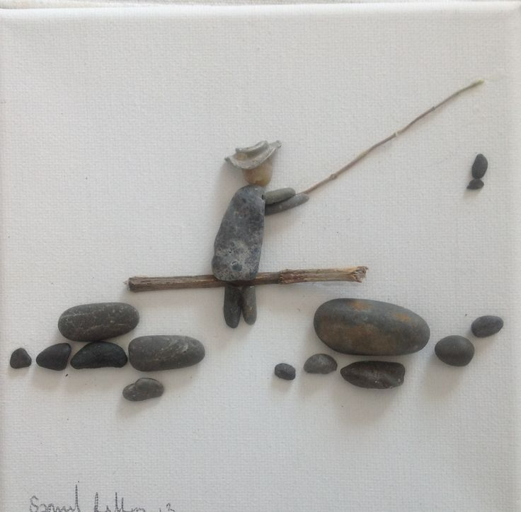 My pebble picture :-)