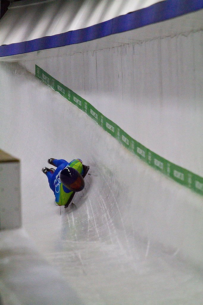 I so want to do this. Skeleton race. It looks like tons of fun!