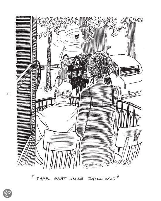 Cartoonist Peter van Straaten is afkomstig uit Arnhem.