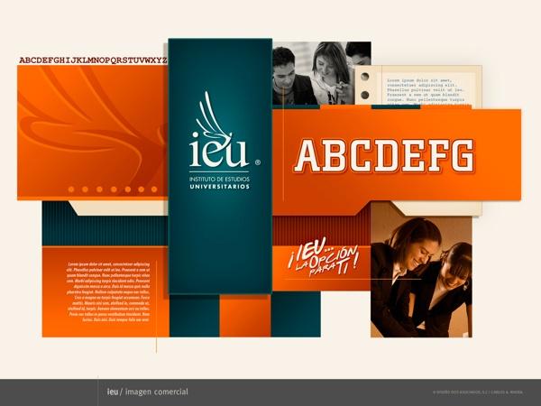 apa Visual IEU by RiveraCarlos Disegno, via Behance