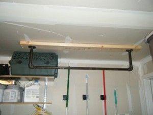 Front Ceiling Mount Make A Pull Up Bar Make It Longer