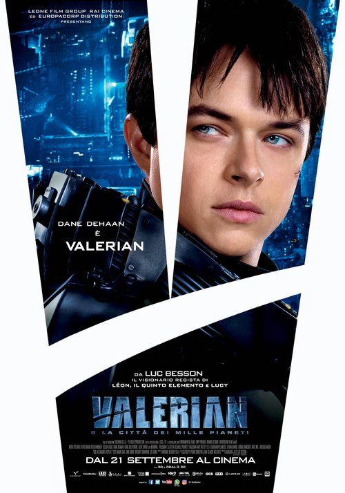 Valerian and the City of a Thousand Planets 【 FuII • Movie • Streaming