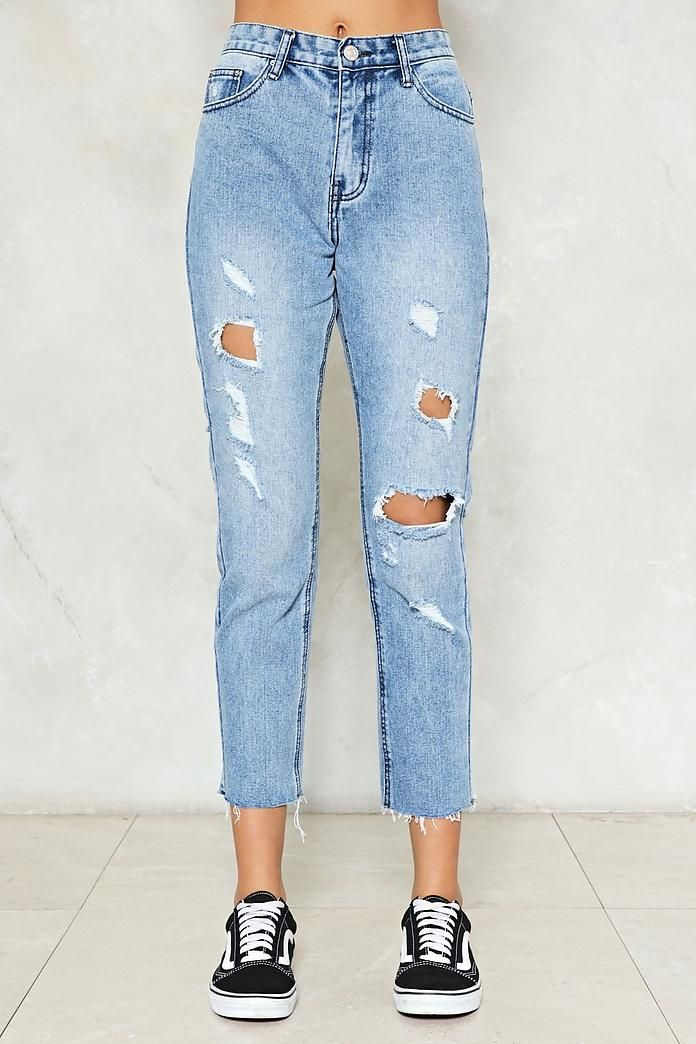 Stacy's Mom Distressed Jeans