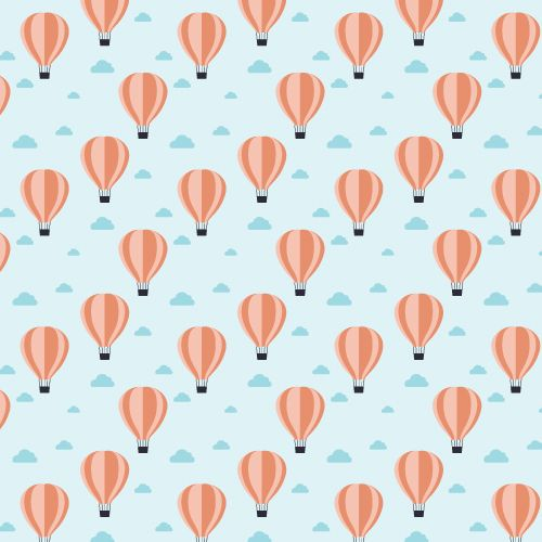 estampa balão