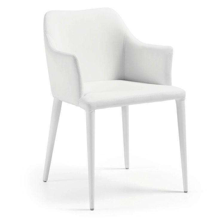 LaForma :: Krzesło Danai Białe wzór 2 - LaForma C639U05   9design Warszawa
