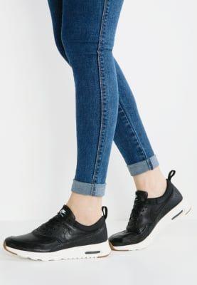 Bestill Nike Sportswear AIR MAX THEA PRM - Joggesko - black/sail/med brown for kr 1295,00 (05.02.17) med gratis frakt på Zalando.no