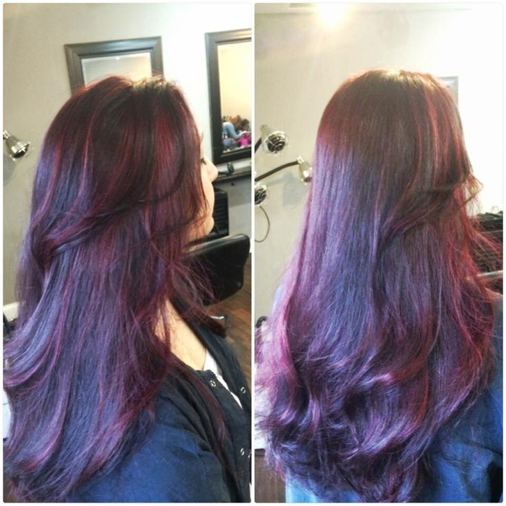 1000+ ideas about Purple Highlights on Pinterest