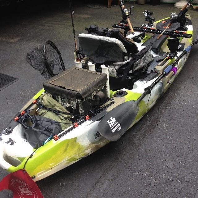 Feelfree Lure 10 Kayak - austinkayak.com - Product Details