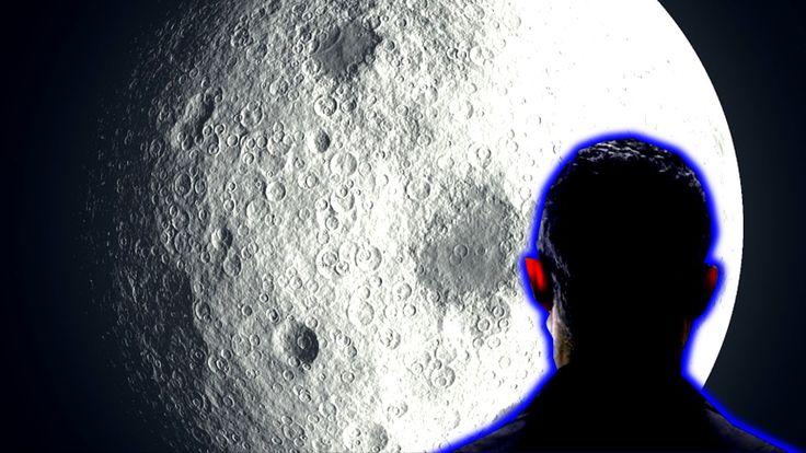 La Luna está siendo habitada por seres Extraterrestres? MIRA ESTO!!!