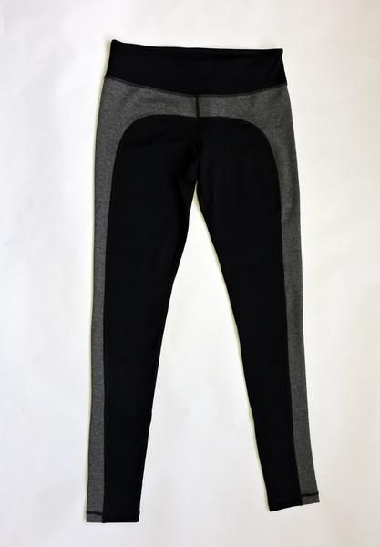 Gabe Clothing's full-length leggings are engineered for high performance and movement. The contrasting grey contour along parameter of the legging gives a elongating and sliming effect. Perfect for everyday.  Check out our leggings here: https://www.shopgabeclothing.com/collections/womens/products/leggings-grey-along-entire-legging